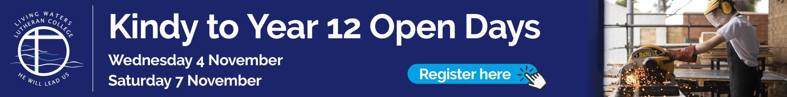 J5213_LWLC_CSP_November Open Day_Website Banner
